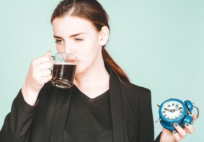 Kofein vám může zničit kvalitu spánku